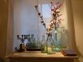 Verstild glas
